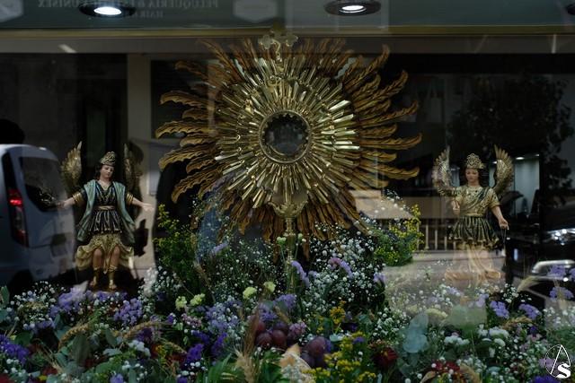 Celebración del Corpus Christi en Trujillo y La Libertad — Perú