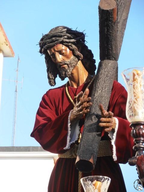 Resultado de imagen de salida procesional del Cristo de la Bondad